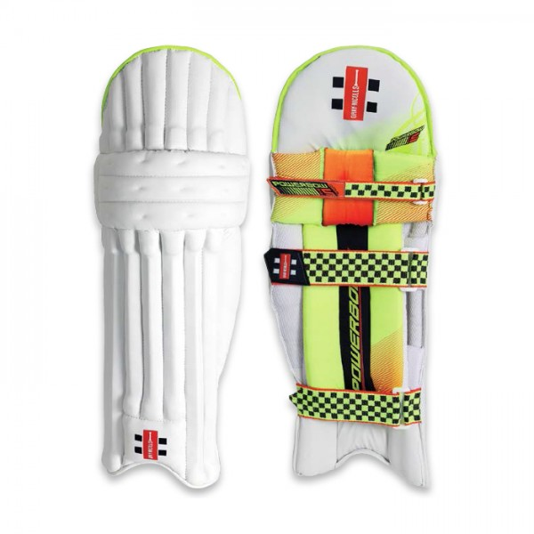 Gray Nicolls Powerbow5 GN3 LH Batting Legguards