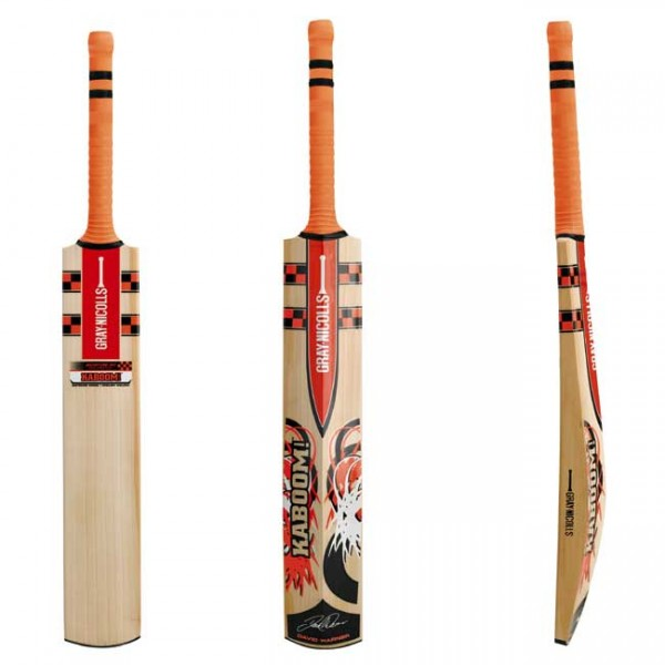 Gray Nicolls Kaboom GN6.5 English Willow Cricket Bat (SH)