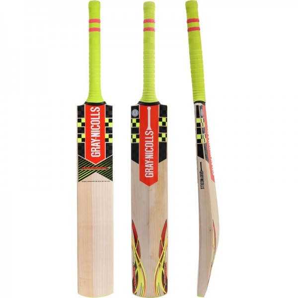 Gray Nicolls Powerbow GN+ English Willow Cricket Bat (SH)