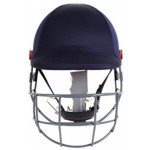 Gray Nicolls Atomic GN5 Navy Junior Cricket Helmet