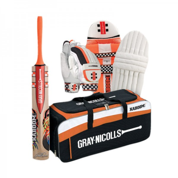 Gray Nicolls Kaboom Boxed Set