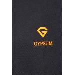 Gypsum Mens Round Neck Sleeveless Tshirt Black Color GYPMCS-027