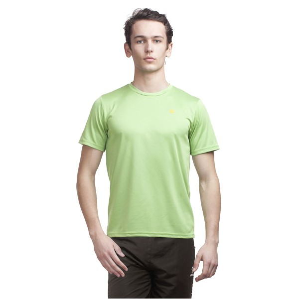 Gypsum Mens Round Neck Tshirt Sea Green Color GYPMRN-00111