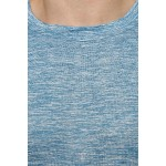 Gypsum Mens Round Neck Tshirt Turquoise Blue Color GYPMRN-00137