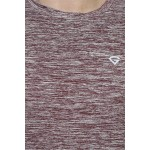 Gypsum Mens Round Neck Tshirt Coffee Brown Color GYPMRN-00138