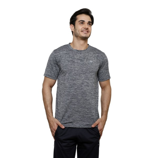 Gypsum Mens Round Neck Tshirt Navy Color GYPMRN-00143