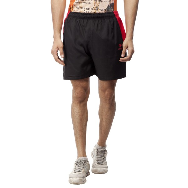 Gypsum Mens Shorts Black Color GYPMS-0035