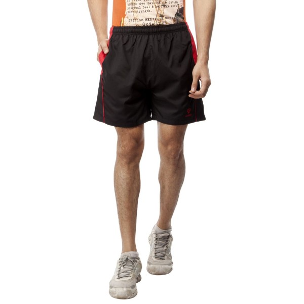 Gypsum Mens Shorts Black Color GYPMS-0037