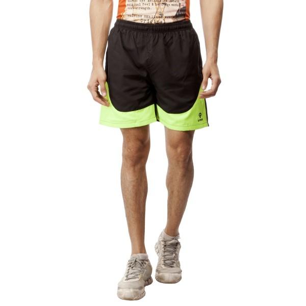 Gypsum Mens Shorts Black Color GYPMS-0045