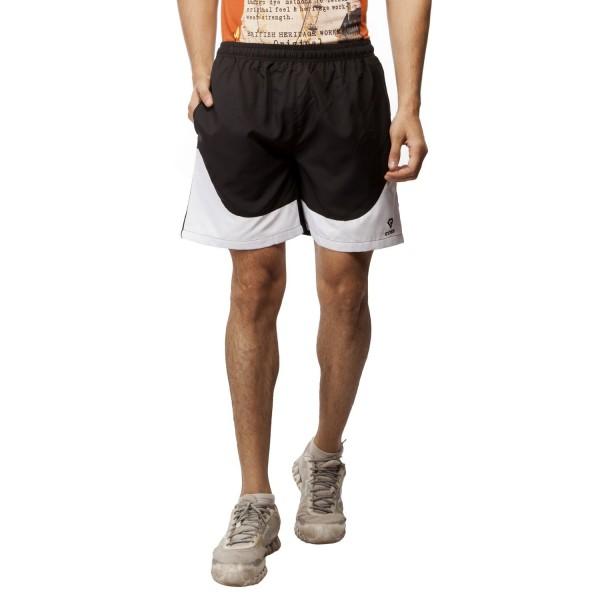 Gypsum Mens Shorts Black Color GYPMS-0046
