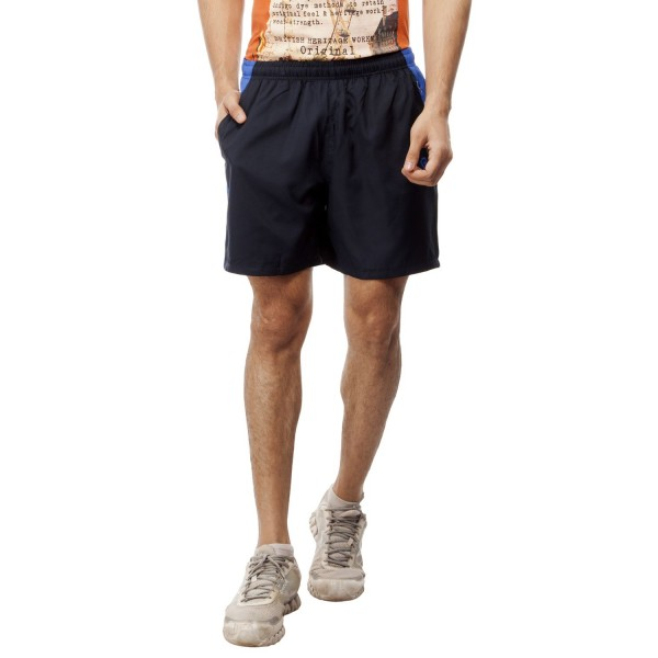 Gypsum Mens Shorts Black Color GYPMS-0048