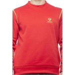 Gypsum Mens Sweat Tshirt Red Color GYPMST-0089