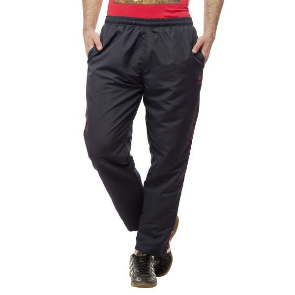 Gypsum Woven Mens Trackpant Navy Color GYPMTP-0082