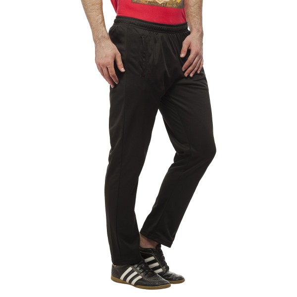 Gypsum Mens Trackpant Black Color GYPMTP-0083