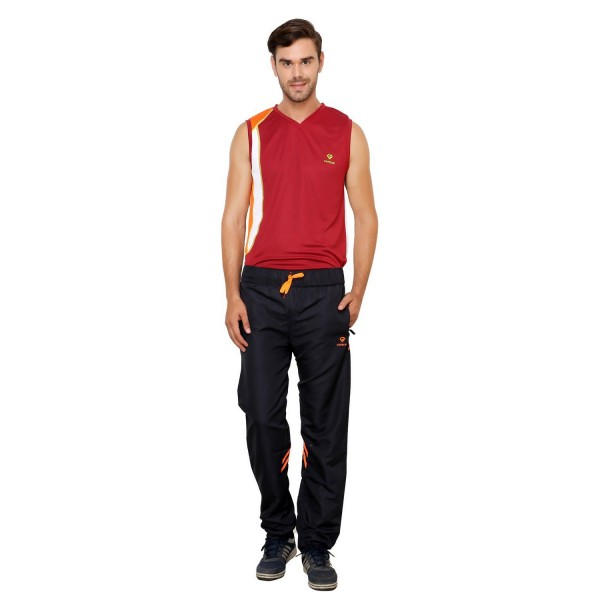 Gypsum Mens Trackpant Navy Color GYPMTP-011
