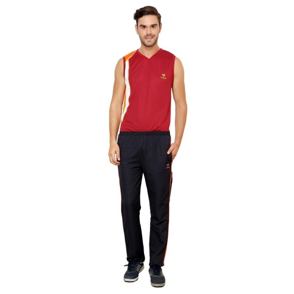 Gypsum Mens Trackpant Navy Color GYPMTP-015