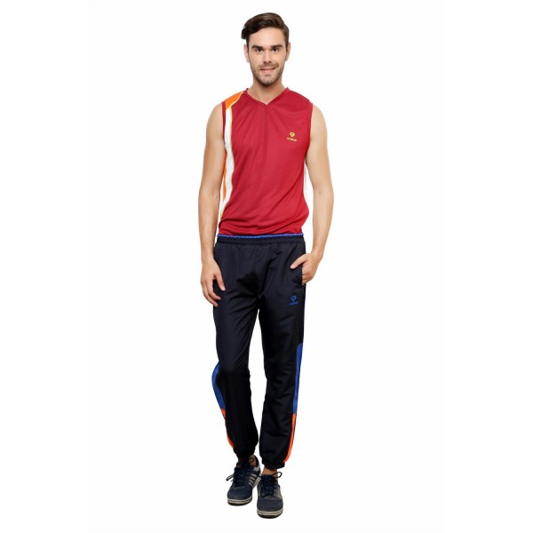 Gypsum Mens Trackpant Navy Color GYPMTP-018