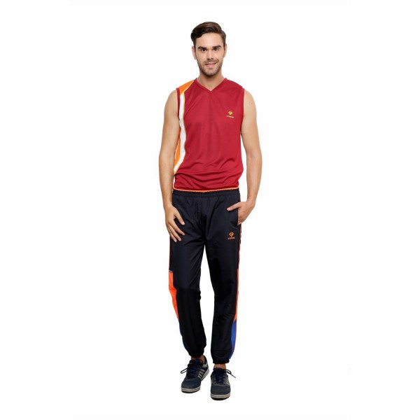 Gypsum Mens Trackpant Navy Color GYPMTP-019