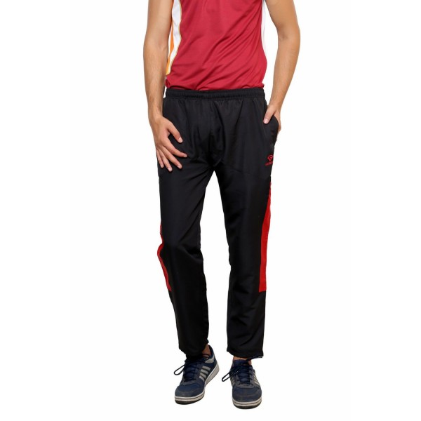 Gypsum Mens Trackpant Black Color GYPMTP-022