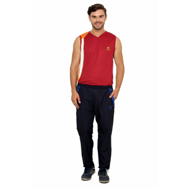 Gypsum Mens Trackpant Navy Color GYPMTP-06