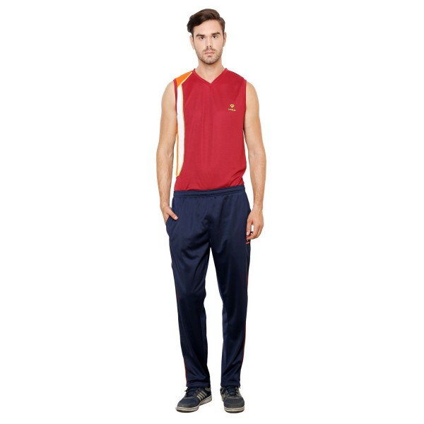 Gypsum Mens Trackpant Navy Color GYPMTP-09