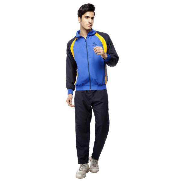 Gypsum Mens Tracksuit Navy Color GYPMTS-0047