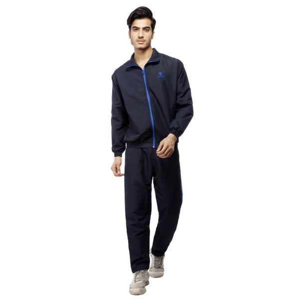 Gypsum Mens Tracksuit Navy Color GYPMTS-0051