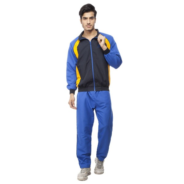 Gypsum Mens Tracksuit Royal Blue Color GYPMTS-0052