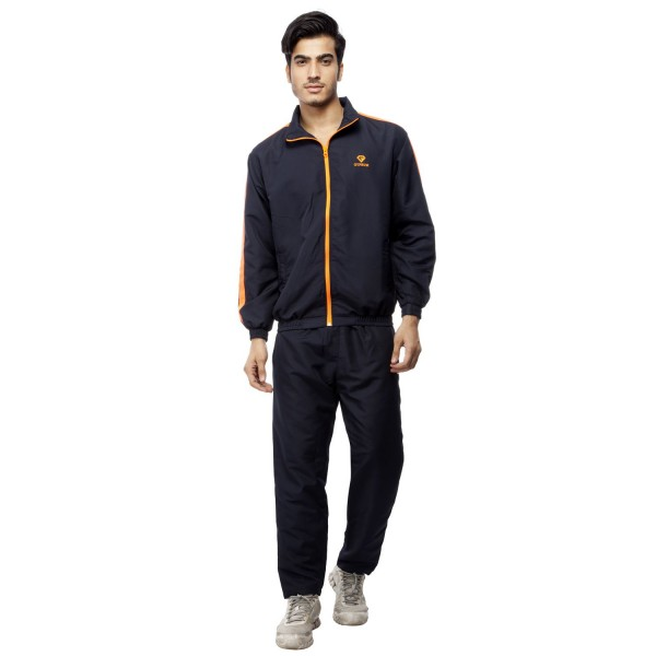 Gypsum Mens Tracksuit Navy Color GYPMTS-0054