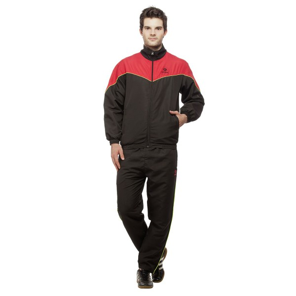 Gypsum Mens Tracksuit Black Color GYPMTS-0087