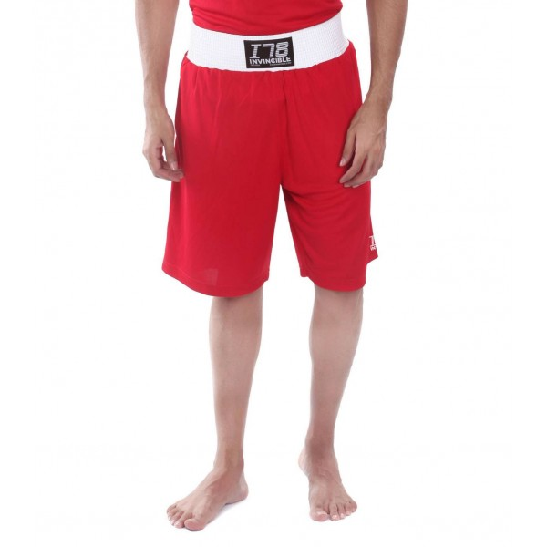 Invincible Mens Boxing Shorts