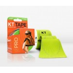 KT Tape Pro Pre-Cut 20 Strip Synthetic Winner Green