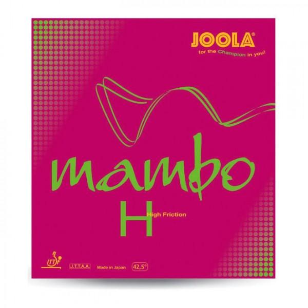 Joola JLA- Mambo H Red Table Tennis Rubbers