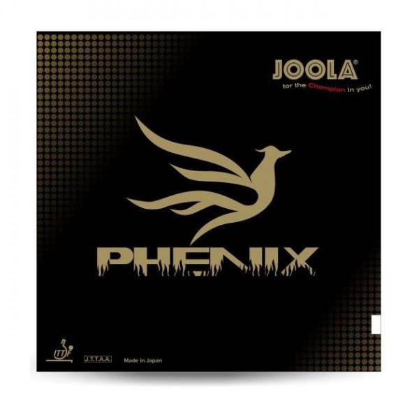 Joola JLA-Phenix Red Table Tennis Rubbers