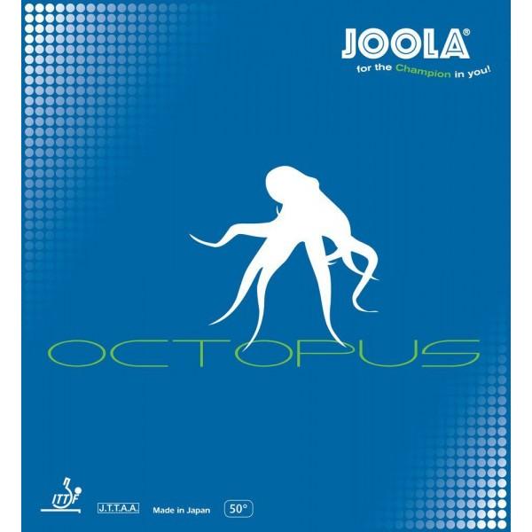 Joola JLA-Rubber Octopus-Black Table Tennis Rubbers