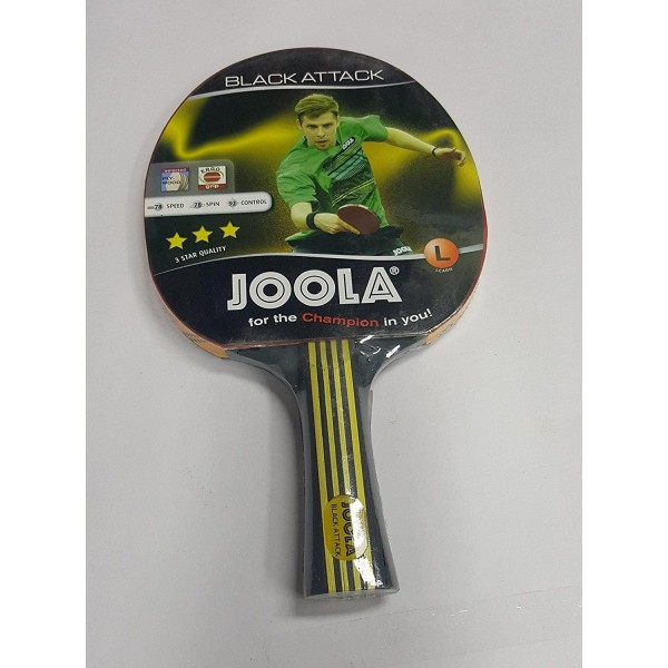 Joola JLA-Racquet Black Attack Hobby Table Tennis Bat