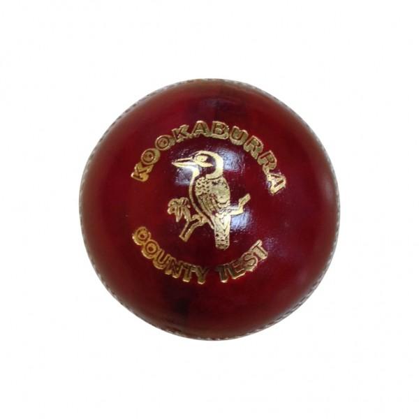 Kookaburra County Test Cricket Leather Ball