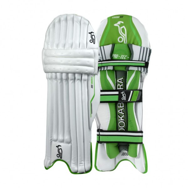 Kookaburra Kahuna 1000 Cricket Batting Leg Guards