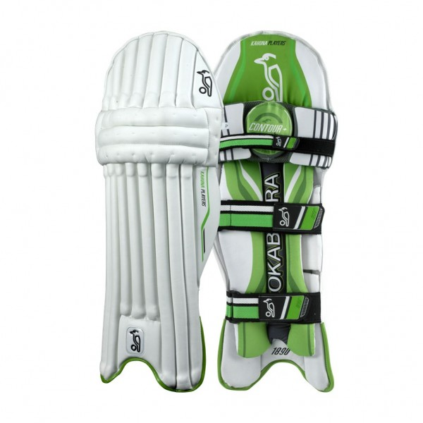 Kookaburra Kahuna Players Cricket Batting Leg Guards