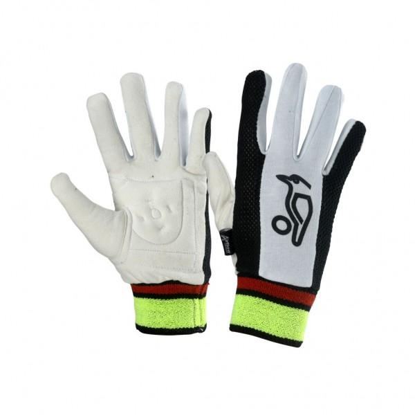 Kookaburra Chamois Padded Cricket Inner Gloves (Mens)