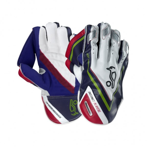 Kookaburra Instinct Players Cricket Wicket Keeping Gloves