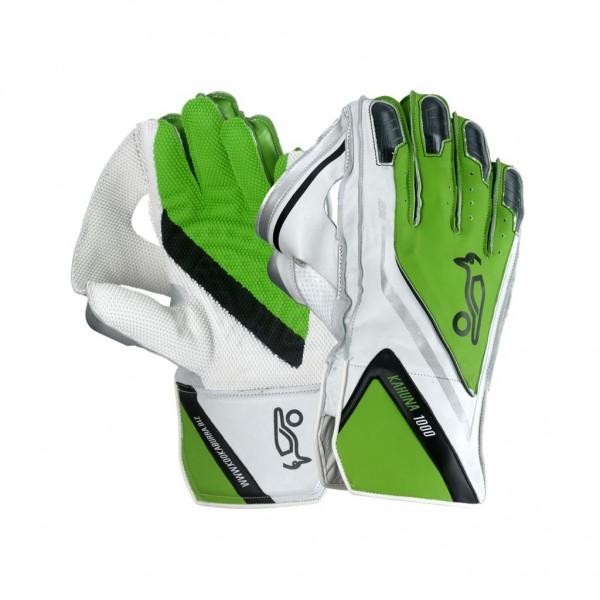 Kookaburra Kahuna Pro 1000 Cricket Wicket Keeping Gloves