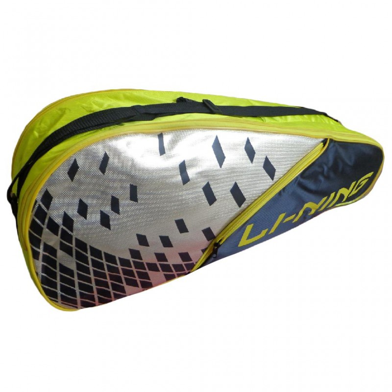 fbed9bf53 Buy LiNing ABDJ222 Badminton Kit bag Online at Best Price on SportsGEO