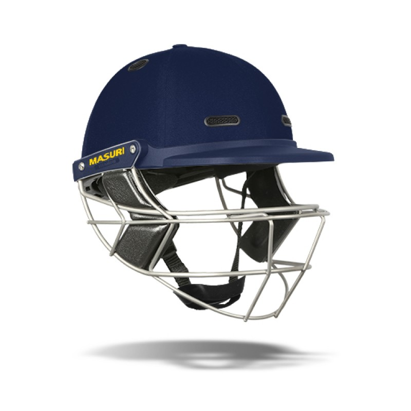 6fd45a6c0eb Buy Masuri Vision Series Elite Titanium Cricket Helmet Online at Best Price  on SportsGEO