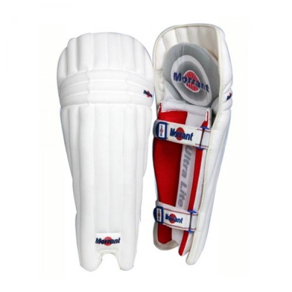 Morrant International Ultralite Cricket Batting Legguards (Made in U.K.)