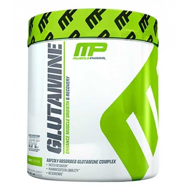 Musclepharm Glutamine- 60 Serv (Unflavored)