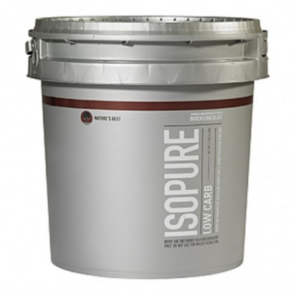 Nature's Best Isopure 7.5lbs (Dutch Chocolate)
