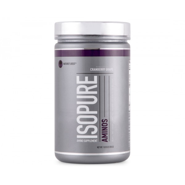 Nature's Best Isopure Amino 285 Grams (Cranberry Grape)