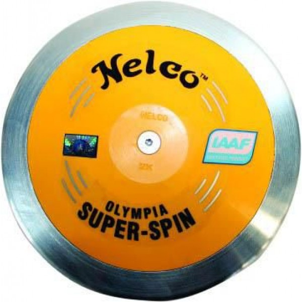 Nelco Discus S/R Super Spin Olympia 1.50 Kg