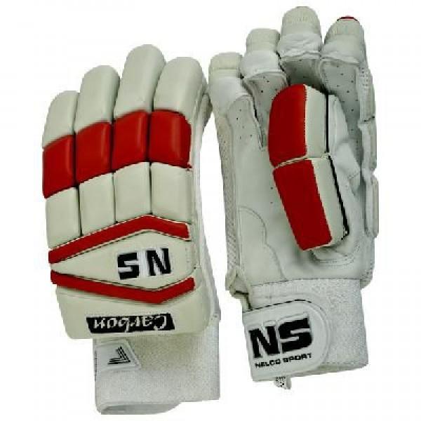 Nelco Carbon Cricket Batting Gloves